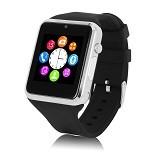 ZGPAX Smartwatch [A1] - Silver Black (Merchant) - Smart Watches