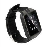 ZGPAX Smartwatch [DZ09] - Full Black (Merchant) - Smart Watches