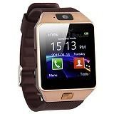 ZGPAX Smartwatch [DZ09] - Gold (Merchant) - Smart Watches