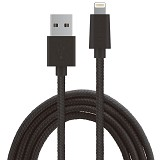 ZIKKO Lightning Adapter Cable 1.5m for iPhone [SC 500] - Black