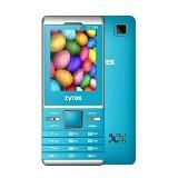ZYREX ZT589 - Blue - Handphone GSM