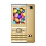 ZYREX ZT589 - Gold - Handphone GSM