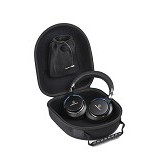 dbE Headphone Case - Black (Merchant) - Headphone Stand & Case