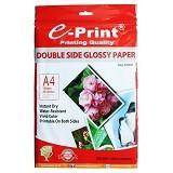 e-Print Glossy A4 Aluminium Pack [PP-GLO-004] - Kertas Foto / Photo Paper