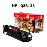 e-Print Toner HP-Q2612A [TN-CAR-007] - Toner Printer Refill