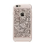 iBACKS Cameo Series Aluminium Case for Apple iPhone6 Venezia [ip60023] - Champaign Gold - Casing Handphone / Case