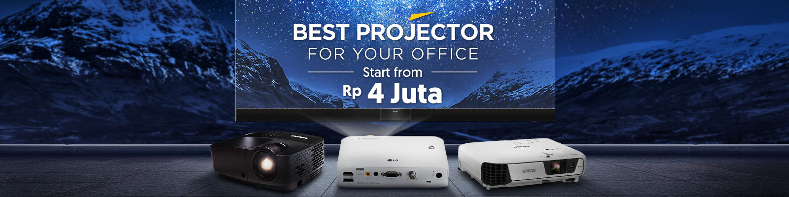 Best Projector For Your Office